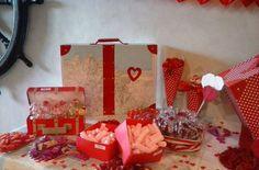 #maletas para un #viaje lleno de #amor... el enlace entre María y Je en #Ribadeo