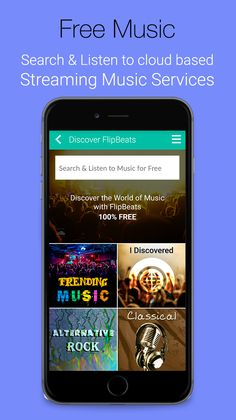 FlipBeats | Android Music Player | Android Apps | Music