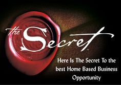 here-is-the-secret-to-the-best-home-based-business-opportunity by Freddie Kirsten via Slideshare