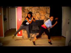 Reggae Dancehall workout by Keaira LaShae - YouTube