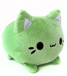 Crunchyroll - Store - Matcha Meowchi Mochi Kitten Plush