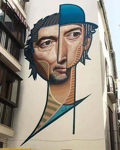 "BELIN, ""Joaquin Sabina"" in Ubeda, Spain, 2016"