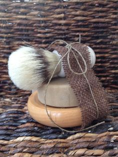 Mens Shaving Kit hand crafted shaving goats milk by SallysSoaps, $30.00
