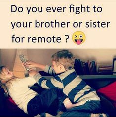 Brother Sister Quotes, Your Brother, Desi Jokes, Comedy Memes, Friends Tv Show, Comedy Central, Life Humor, Film Photography, Sisters
