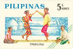 Philippines - Tinikling dance