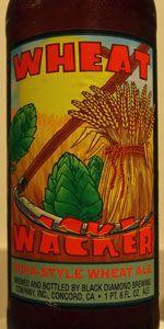 Black Diamond Brewing Co., Wheat Wacker
