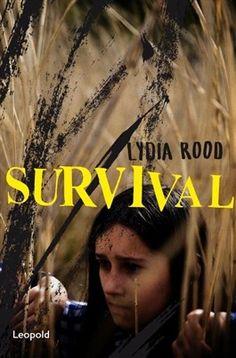 Een boek met een titel van maar één woord: Survival -Lydia Rood - YA #hrc2016  https://www.hebban.nl/boeken/survival-lydia-rood