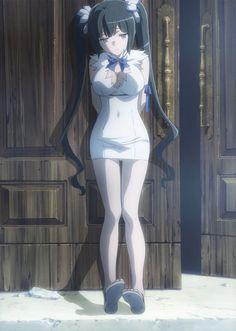 Hestia, Dungeon Ni Deai Wo Motomeru No Wa Machigatteiru Darou Ka Episode 1 Anime Sexy, Anime Sensual, Manga Kawaii, Chica Anime Manga, Kawaii Anime Girl, Otaku Anime, Anime Girl Cute, Beautiful Anime Girl, Anime Art Girl
