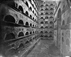 Via Appia (Rome, Italy), the first columbarium of Vigna Codini