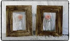 Flower Jar Frames