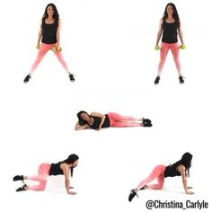 Discover How to Lose Hip Dips. Learn how to lose hip dips, the best exercises for hips and get a hip dip workout that really works from Christina Carlyle.