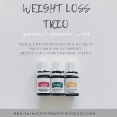 Essential oils can support your metabolism, curb those hunger cravings and detox fat cells. Young Essential Oils, Essential Oils Guide, Essential Oil Uses, Essential Oil Diffuser Blends, Young Living Oils, Young Living Detox, Cleanser, At Least, Diy