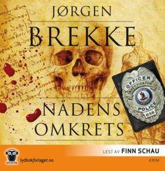 "Jørgen Brekke - ""Nådens omkrets"" (audio edition, read by Finn Schau)"