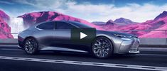 Transporting the senses: The LFFC - Lexus' new luxury Future Flagship Concept car - is the first Fuel Cell Vehicle of its kind. To visualize the 'never-felt-before'…