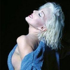 « Marilyn Monroe dans son dernier film inachevé «Something's Gotta Give » en 1962. #marilynmonroe… »