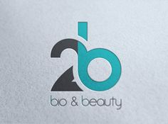 Corporate Identity // // Bio & Beauty on Behance logo design 2 Logo, Logo Branding, Branding Design, Logo Inspiration, Creative Logo, Creative Business, Logo Academia, Logo Monogramme, Typographie Logo