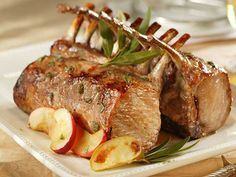 Honey and Sage-Roasted Rack of Pork - Pork Recipes - Pork Be Inspired