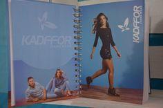 Agenda Kadffor Criação minha #Qualygraf