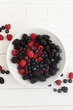 Summer Mixed Berries