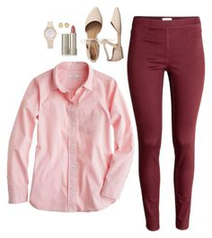 Kara Danvers Inspired Outfit By Daniellakresovic On Polyvore Featuring Polyvore Fashion Style ...