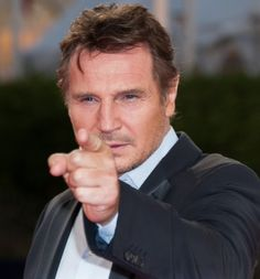 -Liam Neeson