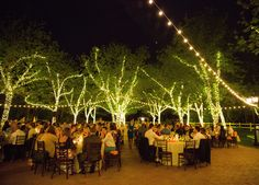 Venue at the Grove evening event