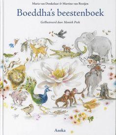 Boeddha's beestenboek is een sprankelend boek vol dierenverhalen uit de Jataka. Het zijn voorvallen uit vorige levens van de Boeddha, waarbij hij steeds een ander dier is: bijvoorbeeld een gouden hert, een apenkoning, of een witte olifant. De Boeddha gebruikte de verhalen om de mensen die met hun problemen bij hem kwamen een spiegel voor te houden. De verhalen zijn ontroerend of geestig, realistisch of sprookjesachtig, maar altijd hebben ze een extra dimensie, omdat het in feite levenslessen…