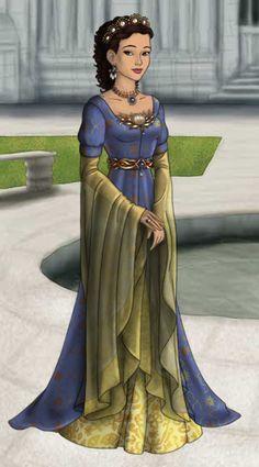 Princess Scarlett Eamon
