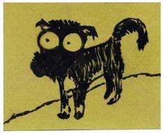 Adopta-me! Eu não como cócó… #02 (Cartão, Tinta de Offset, Laca) 18Jun2011