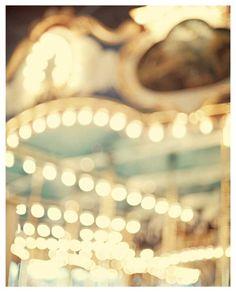 dreamy carousel