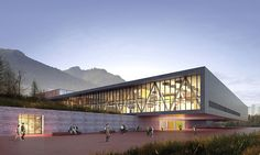 Pamukkale Üniversitesi Mimarlık ve Tasarım Fakültesi ve Yakın Çevresi Mimari Proje Yarışması Sonuçlandı