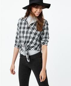 Woven shirt | Gina Tricot New Arrivals | www.ginatricot.com | #ginatricot