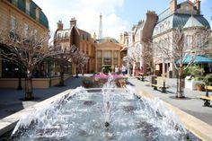 France Pavilion, Epcot, Disney World