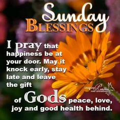 Blessed Sunday Morning, Blessed Sunday Quotes, Sunday Prayer, Sunday Morning Quotes, Sunday Wishes, Sunday Greetings, Have A Blessed Sunday, Morning Greetings Quotes, Morning Blessings