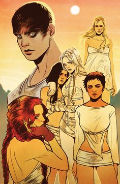 Furiosa and The Wives by Astro