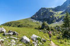 Walenpfad - Wanderung von Brunni auf die Bannalp - Engelberg Engelberg, Bergen, Trekking, Switzerland, Hiking, Mountains, Nature, Travel, Den
