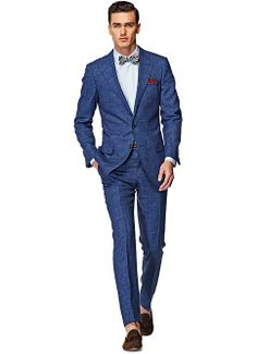 Suit Supply: Napoli Blue, next week this one will be in my wardrobe!