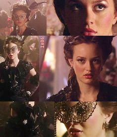 Gossip Girl Blair Waldorf masquerade - Bing Images