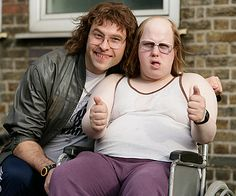 Little Britain. Want that one!!