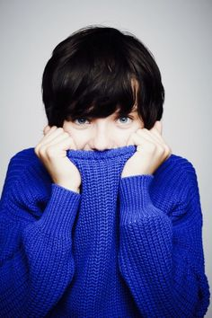 "The New Age Project: ""G,"" played by Asa Butterfield"