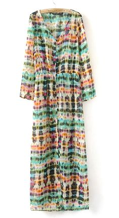 Shop Design And Colour Cardign Dress online. SheIn offers Design And Colour Cardign Dress & more to fit your fashionable needs.