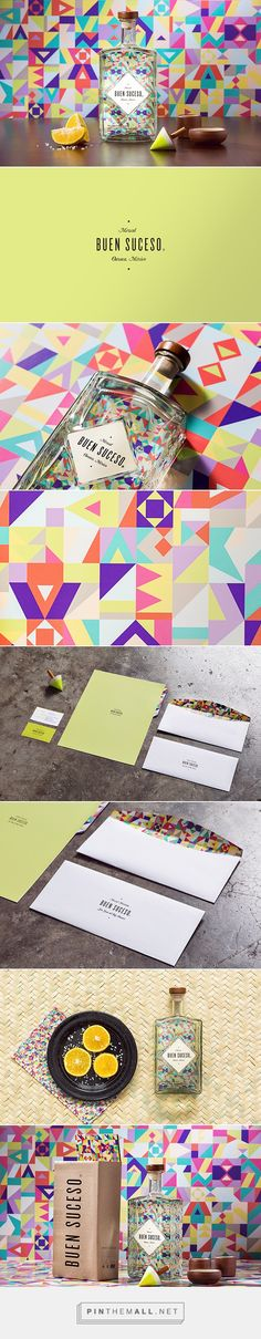 Buen Suceso packaging designed by Futura - on Behance