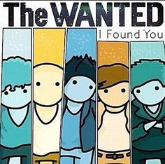 The Wanted  Thank you FairusDjkfr on Twitter for this :)