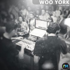 Durch die Nacht mit Woo York – I'M Podcast 036 #deep #dub #techno #soundcloud #podcast