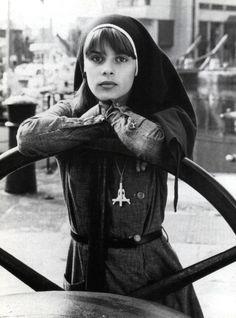 Nastassja Kinski production photo for To the Devil a Daughter, 1976