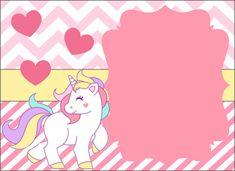 Unicorn Banner, Unicorn Birthday Invitations, Unicorn Birthday Parties, Unicorn Wallpaper Cute, Emoji Wallpaper, Editable Birthday Cards, Birthday Tarpaulin Design, Unicorn Printables, Mickey Mouse Wallpaper