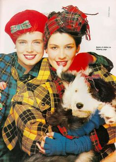 c35b28516fb5 Glossy Sheen  Dolly Magazine February 1985 Klasická Móda