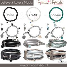 Inspiration board jewellery by Pimps&Pearls Dutch Design. www.pimpsandpearls.nl