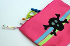 Trousse de princesse pirate