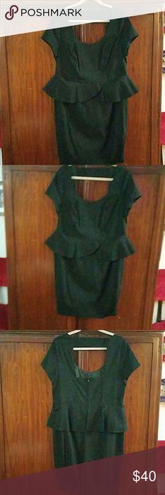 Torrid black baby doll waist Never worn torrid  Dresses